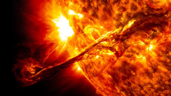 Ученые рассказали, каким было Солнце 3 миллиарда лет назад