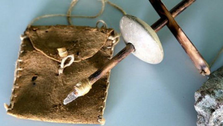 Найдена древняя дрель возрастом 7,5 тыс. лет