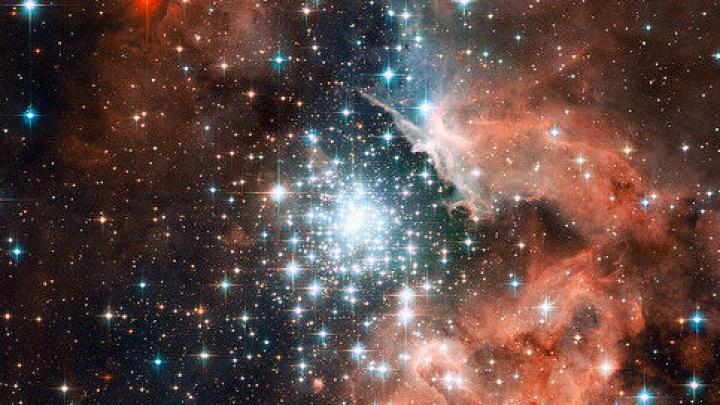 Учёные доказали, что звёзды рождаются парами