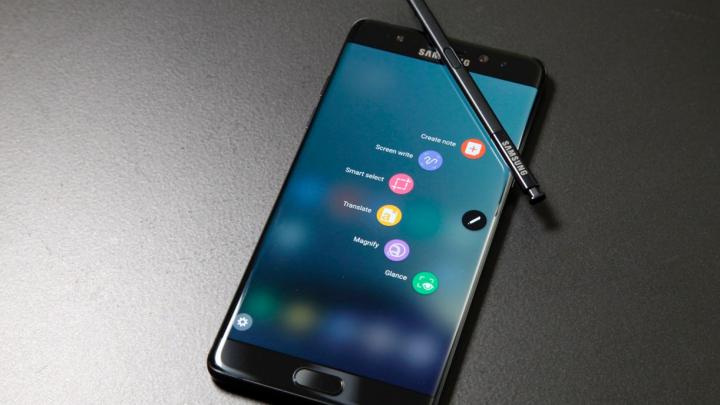 """В Сеть """"утекли"""" характеристики Galaxy Note 8"""