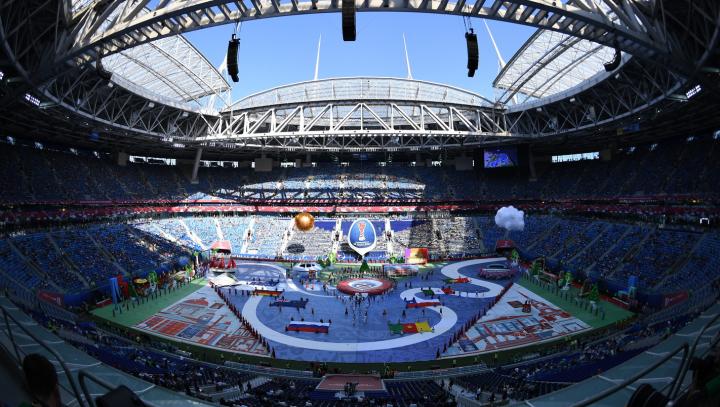 Малоимущие россияне смогут бесплатно посетить матчи Кубка конфедераций