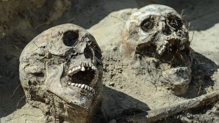 Братская могила солдат царской армии найдена в Польше