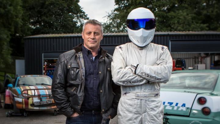 Участники культового шоу Top Gear разозлили полицию Норвегии