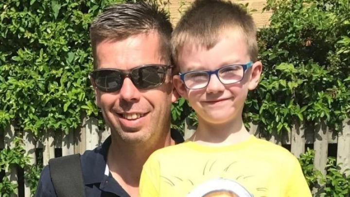 В Лондоне 6-летний мальчик отдал все свои сбережения пострадавшим в пожаре
