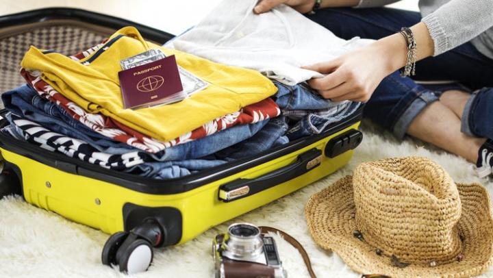 Физики объяснили неустойчивость двухколесных чемоданов