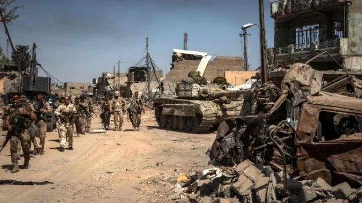 Иракская армия начала штурм Старого города в Мосуле