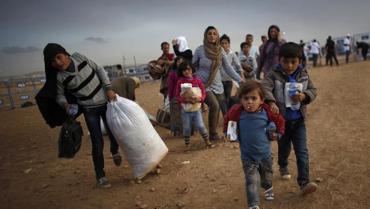 ООН: число вынужденных переселенцев в мире побило рекорд