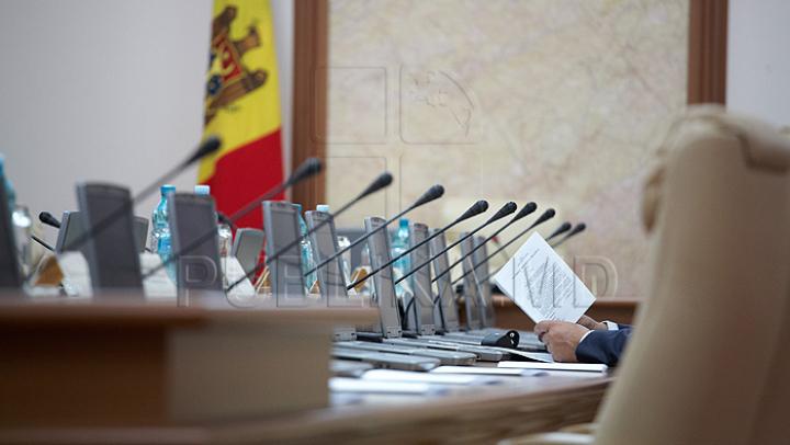 Парламент принял в первом чтении закон о реформе центральной администрации