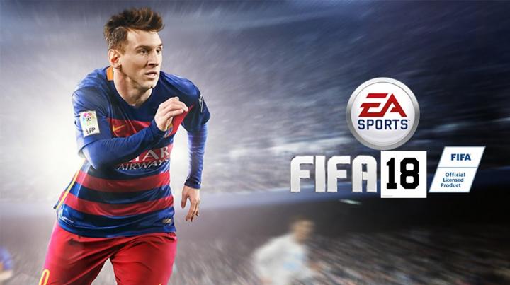 Объявлена дата выхода FIFA 18