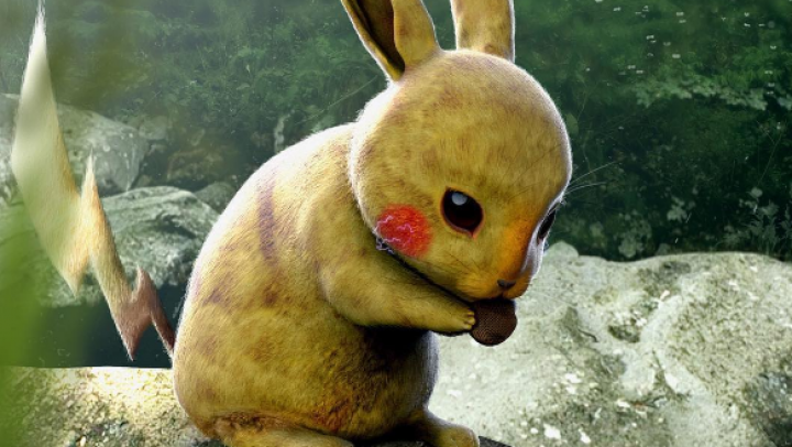 Британский художник создал реальных покемонов