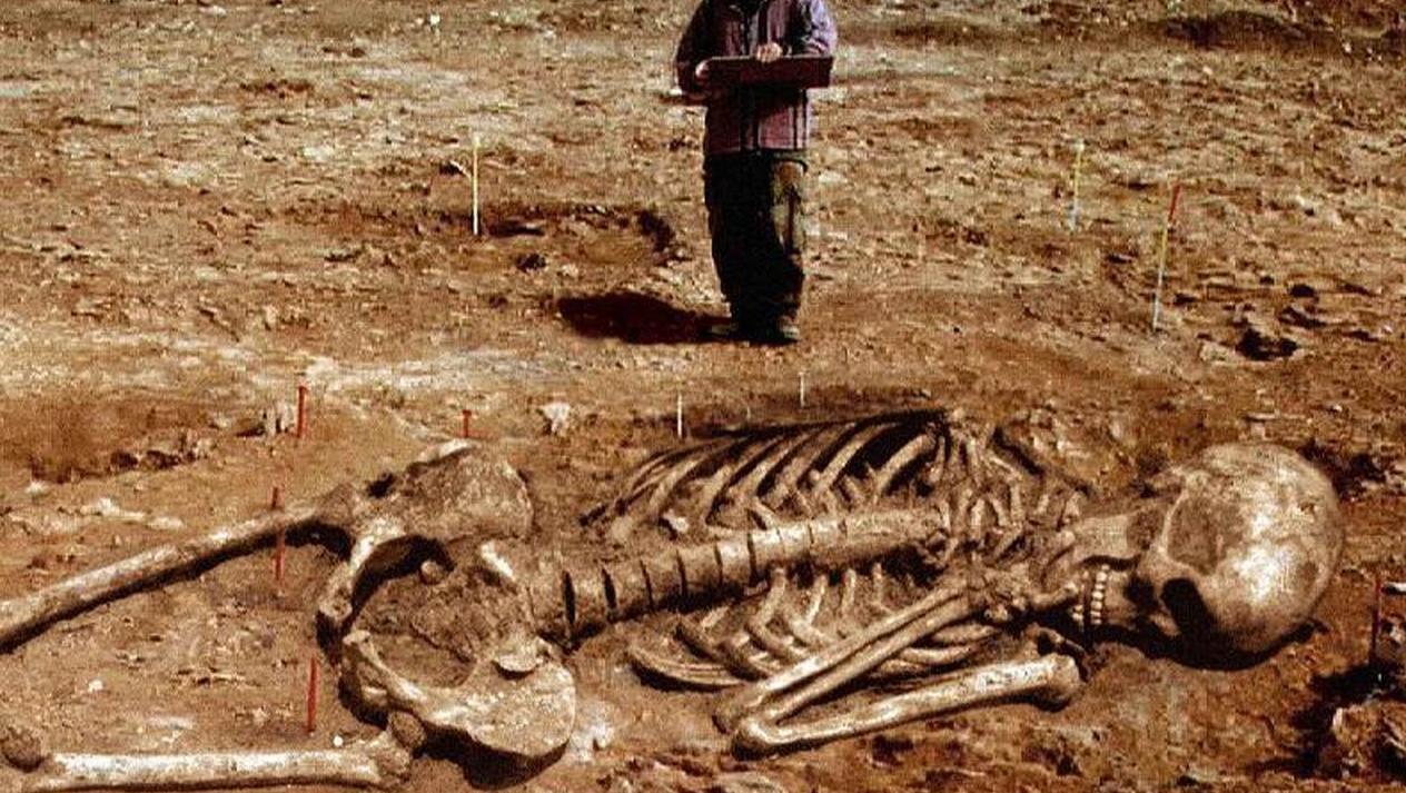Татьяна факты о великанах найденных археологами нашем