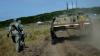 Под Мурманском бронетранспортер протаранил автобус