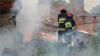 Польские пожарные 2 дня не могут потушить костел XIII века
