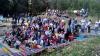 В парке на Буюканах открыли кинотеатр под открытым небом