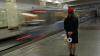 Пассажирка римского метро пострадала, застряв в дверях поезда: видео