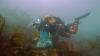 Фридайвер погиб, помогая женщине преодолеть подводную пещеру в Красном море