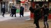 Во Франции водитель пытался протаранить полицейский патруль и разбился