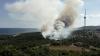Лесные пожары в Черногории подбираются к курортным поселкам