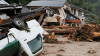 Из-за наводнений и паводков в Японии пропали без вести 22 человека