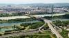 На Дунае горит пассажирский теплоход
