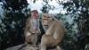 Под Рязанью 70 человек ищут сбежавшую из цирка обезьяну, которая укусила женщину
