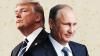 В американских СМИ обсуждают неформальную беседу Трампа и Путина