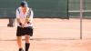 Андриан Канду провел выходные на теннисном корте
