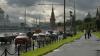 В Москве объявили жёлтый код метеоопасности в связи с ливнями и шквалистым ветром