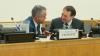 В Нью-Йорке Влад Плахотнюк встретился с главой Социнтерна Джорджем Папандреу