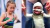 Девочка, у которой отмирала кожа, шокировала врачей, приняв участие в триатлоне