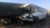 В Краснодарском крае легковушка врезалась в автобус, погибли четыре человека