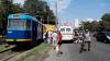 Водитель из Молдовы, который никогда не видел трамвая, устроил ДТП в Одессе