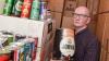 Собиравший пивные банки 42 года британец распродаст свою коллекцию