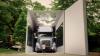 Volvo попала в Книгу рекордов Гиннеса, упаковав грузовик для 3-летнего мальчика