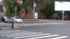 Женщину на переходе сбил автомобиль, который выехал на встречную полосу