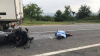 Смертельная авария на трассе Кишинев-Леушены с участием мотоциклиста