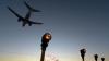 Самолет с горящим двигателем успешно приземлился в Новой Зеландии