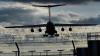 В Казахстане самолет совершил посадку без шасси