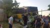 В аварию попал пассажирский автобус, ехавший из Германии в Молдову