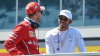 Хэмилтон демонстративно не пожал руку Феттелю на Гран-при Австрии