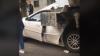 Видео: В России протаранили 7 авто из свадебного кортежа