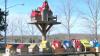 Канадский плотник построил особняк для птиц