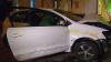 В Москве автоледи врезалась в здание банка