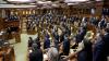 В парламенте не упустили возможность обменяться язвительными репликами