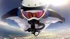 Спортсмены-экстремалы прыгнули в вингсьюте с высоты 1865 метров