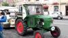 Пенсионер доехал из Германии до Петербурга на тракторе 1960 года