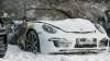 Видео: перед саммитом G20 в Гамбурге сожгли 8 Porsche в автосалоне