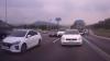 Жуткая авария в Южной Корее: автобус превратил три легковушки в месиво
