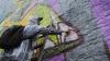 Молодой художник из Костешт преображает село необычными граффити