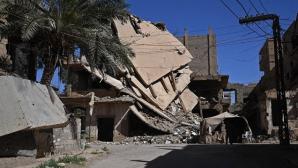 Самолеты коалиции во главе с США нанесли удар по больнице в Сирии